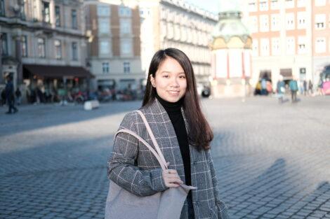 Trang Le in Copenhagen