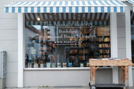 A bookstore in Munich