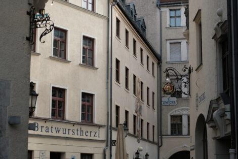 A nook and cranny in Munich