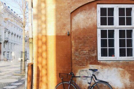 A bike in Copenhagen