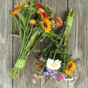 Two flower bouquets from LaFarm